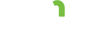 Minnesota Board of Animal Health vertical logo (reverse)