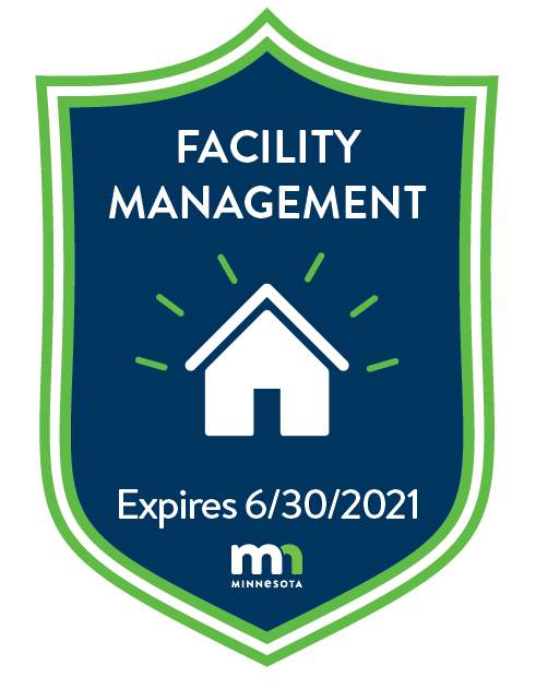 Facility Management badge