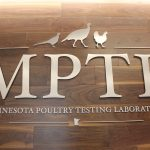 MPTL logo at public entrance.